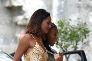 Fiica lui Barack Obama, tinuta de senzatie
